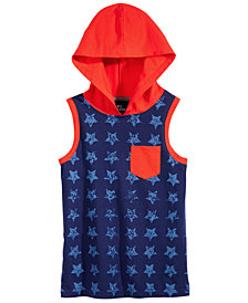 Epic Threads Striped Hooded Tank Top, Toddler Boys, Created for Macy's
