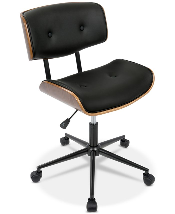 Lumisource - Lombardi Office Chair, Quick Ship