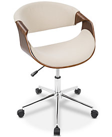 Curvo Office Chair, Quick Ship