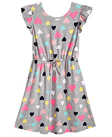 Epic Threads Big Girls Printed Super-Soft Dress, Created for Macy's