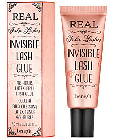 Benefit Cosmetics Real False Lashes Invisible Lash Glue
