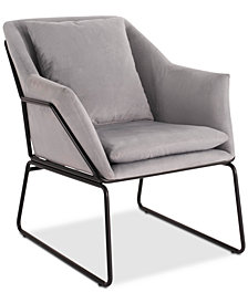 Odile Accent Chair, Quick Ship