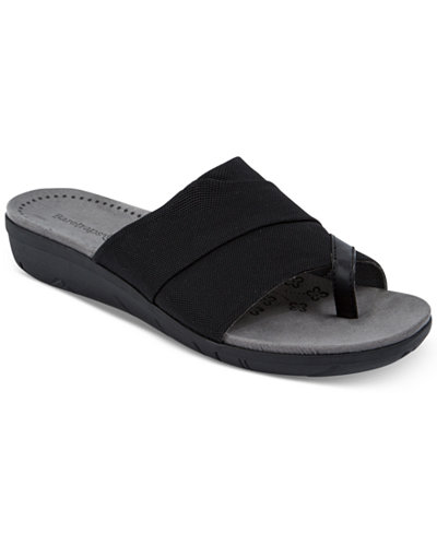 Bare Traps Jodey Slip-On Wedge Sandals