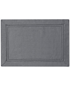 Waterford Corra Charcoal Set of 4 Placemats
