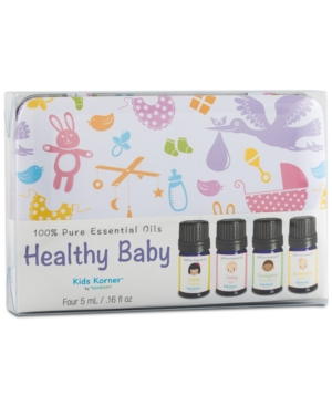 SpaRoom Kids Korner 4Pc Essential Oil Set