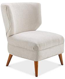 Amelie Accent Chair, Quick Ship