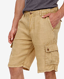 Lucky Brand Men's Stretch Cargo Shorts