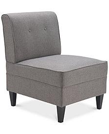 Copenhagen Accent Chair, Quick Ship