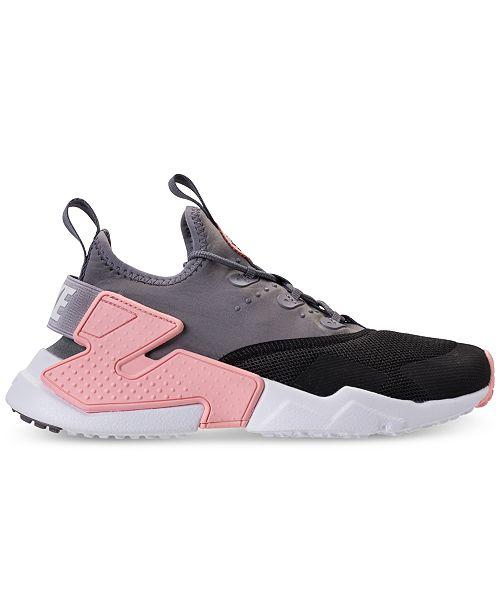 c4d26a0e5e035 ... Nike Little Girls  Huarache Drift Casual Sneakers from Finish Line ...