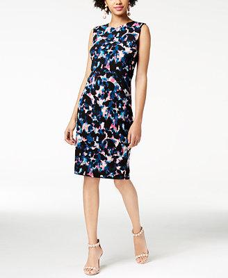 Draped Back Dress, Created For Macy's by Rachel Rachel Roy