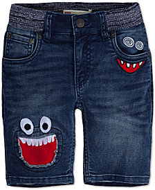 Levi's® Super Chill Denim Shorts, Little Boys