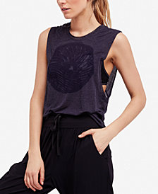 Free People FP Movement Eclipse Muscle Tank Top