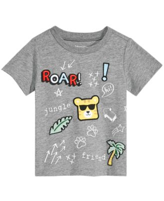 Baby Boys Graphic-Print T-Shirt, Created for Macy's