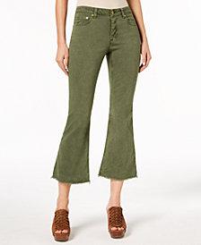 MICHAEL Michael Kors Petite Cropped Jeans