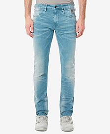 Buffalo David Bitton Men's Ash-X Slim Fit Stretch Jeans