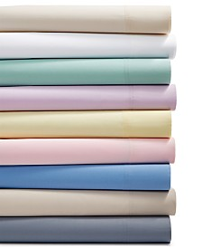 CLOSEOUT! Charter Club Sleep Soft 4-Pc Sheet Sets, 300-Thread Count 100% Cotton, Created for Macy's