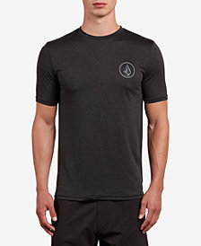 Volcom Men's Heathered Swim Shirt