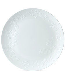 WedgwoodWild Strawberry White Service Plate