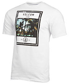 Volcom Men's Zap Graphic-Print T-Shirt