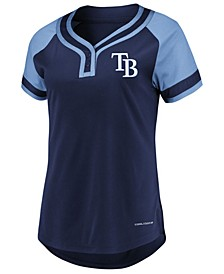 Women's Tampa Bay Rays League Diva T-Shirt