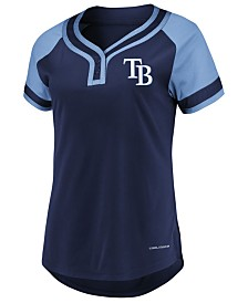 Majestic Women's Tampa Bay Rays League Diva T-Shirt