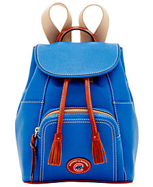 Dooney & Bourke Chicago Cubs Pebble Murphy Backpack