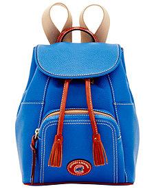 Dooney & Bourke Chicago Cubs Pebble Murphy Backpack