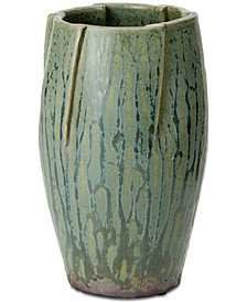 Madison Park Tuscan Handmade Ceramic Vase Medium