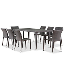 Ramsey 9-Pc. Dining Set, Quick Ship