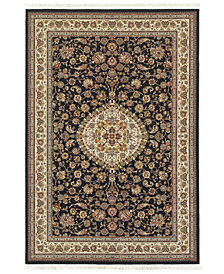 "Oriental Weavers Masterpiece Rani Navy 6'7"" x 9'6"" Area Rug"