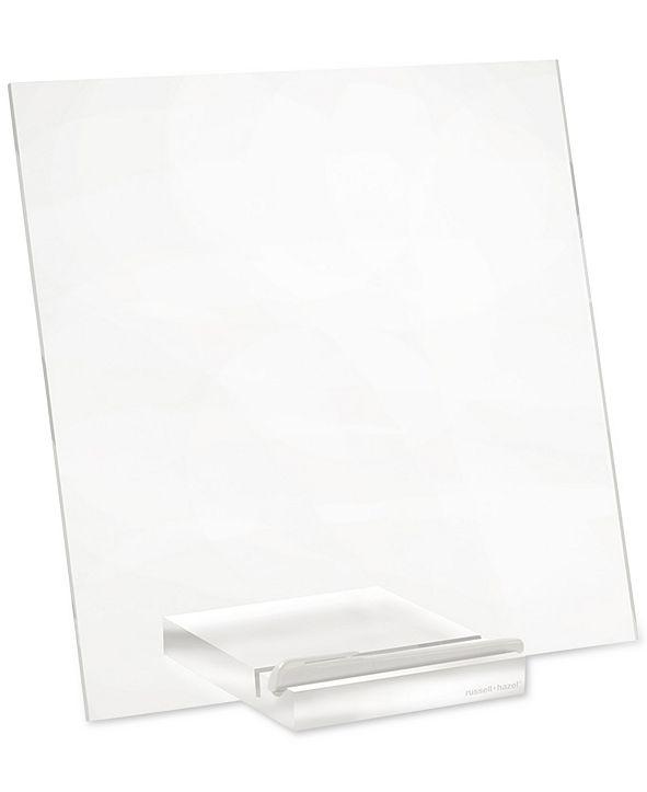 Mara-Mi Russell & Hazel Acrylic Memo Tablet