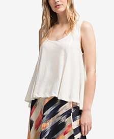 DKNY High-Low Tank Top, Created for Macy's