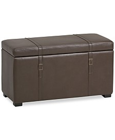 Wildey Storage Ottoman Bench, Quick Ship