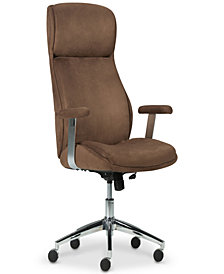 Wortan Swivel Office Chair, Quick Ship