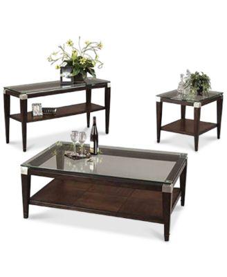 Pleasing Finders Silverado Glass Top Table Collection Creativecarmelina Interior Chair Design Creativecarmelinacom