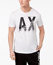 A|X Armani Exchange Men's Logo-Print T-Shirt