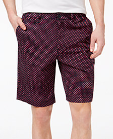 A|X Armani Exchange Men's Geometric Shorts