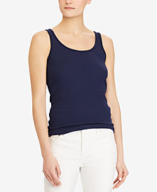 Lauren Ralph Lauren Stretch Tank Top