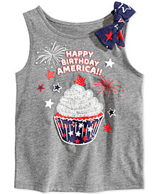 Epic Threads Toddler Girls Graphic-Print Tank Top, Created for Macy's