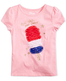 Epic Threads Little Girls Popsicle T-Shirt, Created for Macy's
