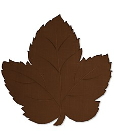 Elrene Swaying Leaves Placemats, Set of 4