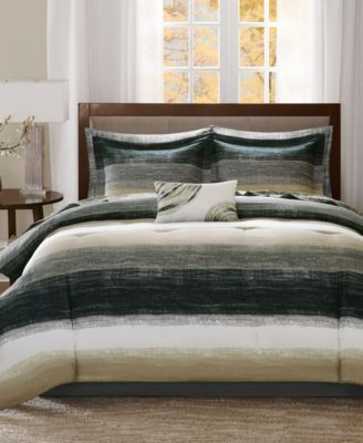 Saben 8-Pc. King Coverlet Set