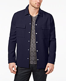 Alfani Men's Shirt Jacket, Created for Macy's