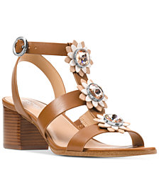 MICHAEL Michael Kors Women's Miley Dress Sandals