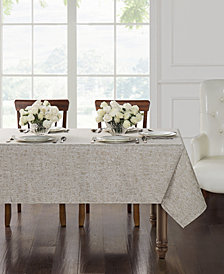 Waterford Monroe Taupe Table Linens Collection