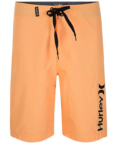 5bfd3bcdb56d8 Hurley Toddler Boys Heathered Swim Trunks & Reviews - Swimwear ...