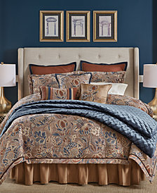 Croscill Brenna 4-Pc. Queen Comforter Set