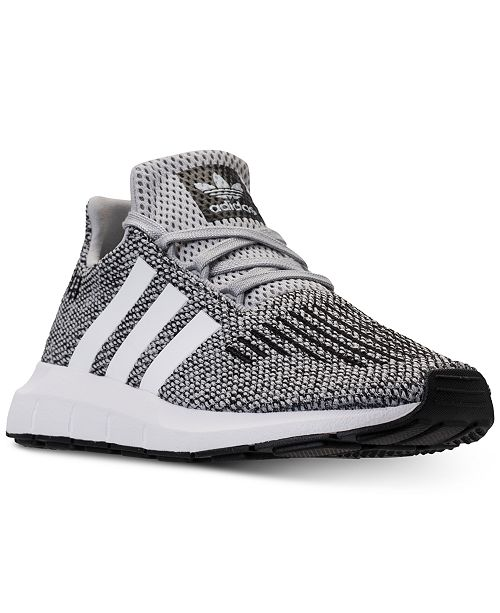 9021788da24 adidas Little Boys  Swift Run Running Sneakers from Finish Line ...