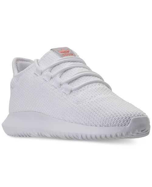 huge discount 5c073 da41e adidas Women's Tubular Shadow Casual Sneakers from Finish ...