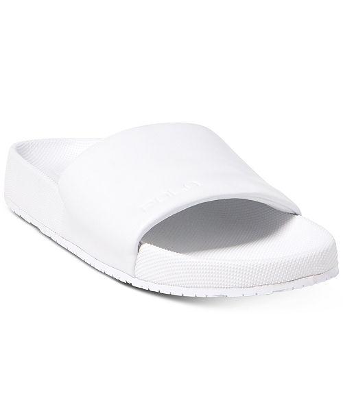 9d8a1cd07b3 Polo Ralph Lauren Men s Cayson Sport Slide Sandals   Reviews - All ...